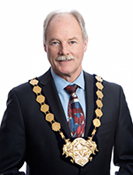 Mayor Victor Cumming