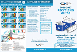 Garbage and Recycling guide