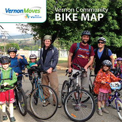 Vernon Community Bike Map